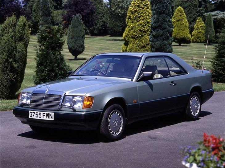 Mercedes-Benz E-klasse I (W124) 1993 - 1997 Cabriolet #5