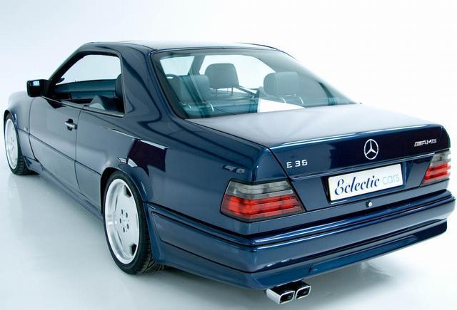 Mercedes-Benz E-klasse I (W124) 1993 - 1997 Cabriolet #7
