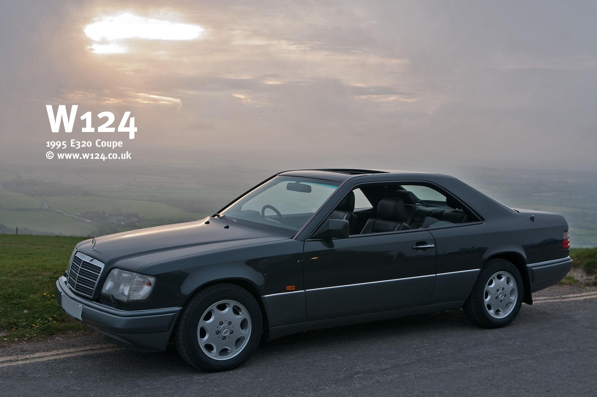 Mercedes-Benz E-klasse AMG I (W124) 1993 - 1996 Coupe-Hardtop #7