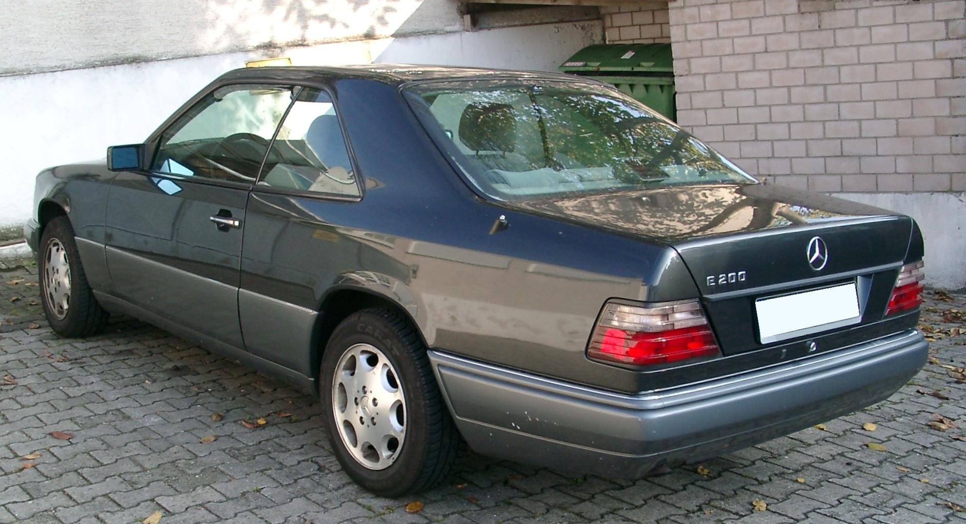 Mercedes-Benz E-klasse AMG I (W124) 1993 - 1996 Coupe-Hardtop #5