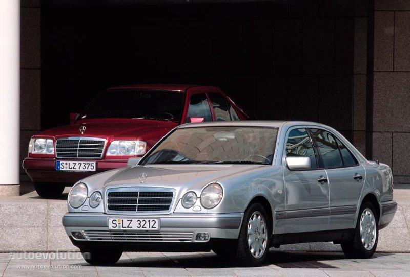 Mercedes-Benz E-klasse AMG II (W210, S210) Restyling 1999 - 2002 Sedan #7