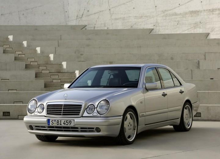 Mercedes-Benz E-klasse AMG II (W210, S210) Restyling 1999 - 2002 Sedan #5