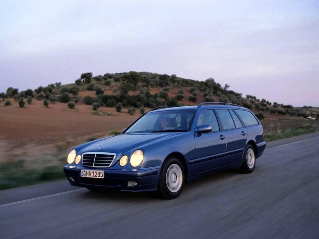 Mercedes-Benz E-klasse II (W210, S210) Restyling 1999 - 2003 Station wagon 5 door #6