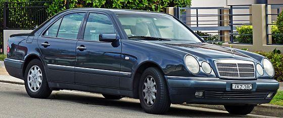 Mercedes-Benz E-klasse II (W210, S210) Restyling 1999 - 2003 Station wagon 5 door #3