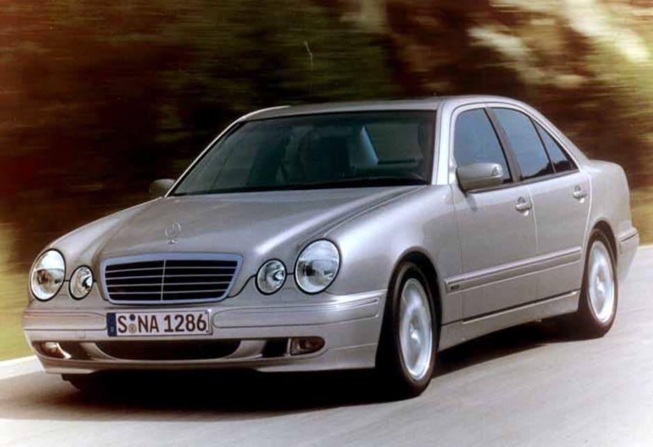 Mercedes-Benz E-klasse II (W210, S210) Restyling 1999 - 2003 Station wagon 5 door #1