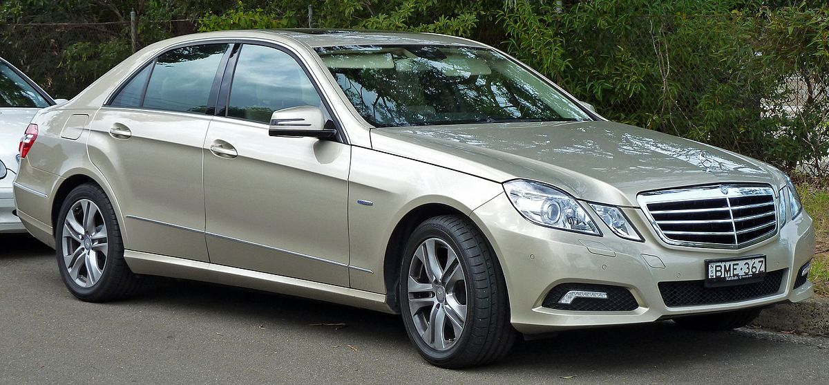 Mercedes-Benz E-klasse III (W211, S211) Restyling 2006 - 2009 Station wagon 5 door #7