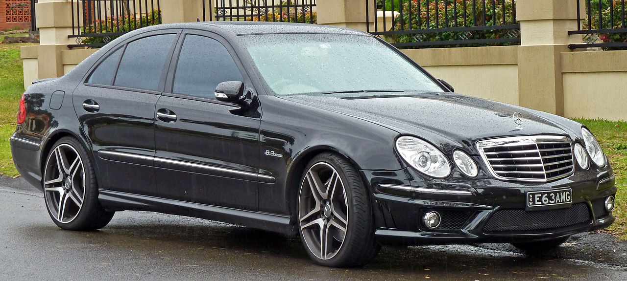 Mercedes-Benz E-klasse III (W211, S211) Restyling 2006 - 2009 Station wagon 5 door #5