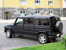 Mercedes-Benz G-klasse AMG I (W463) 1994 - 2008 SUV 5 door #8