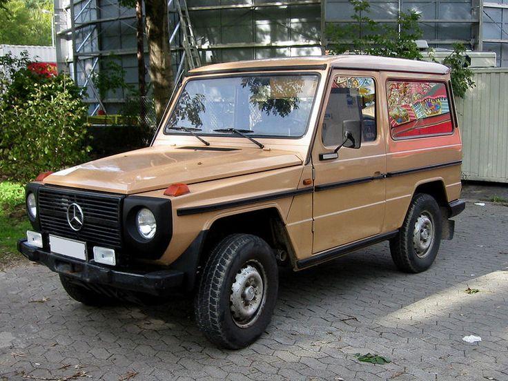 Mercedes-Benz G-klasse I (W460; W461) 1979 - 2001 SUV #2
