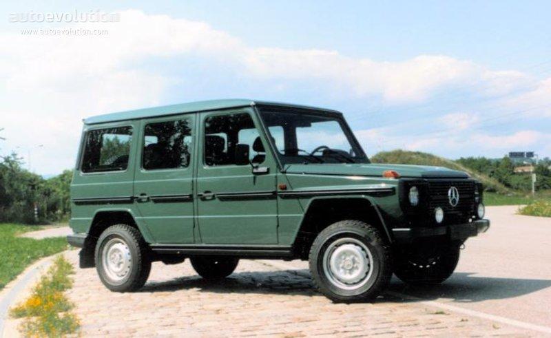 Mercedes-Benz G-klasse I (W460; W461) 1979 - 2001 SUV #1