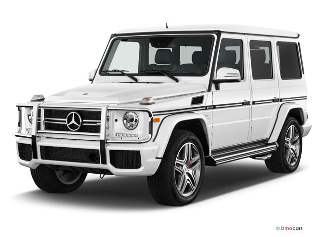 Mercedes-Benz G-klasse II (W463) Restyling 4 2015 - now SUV 5 door #4