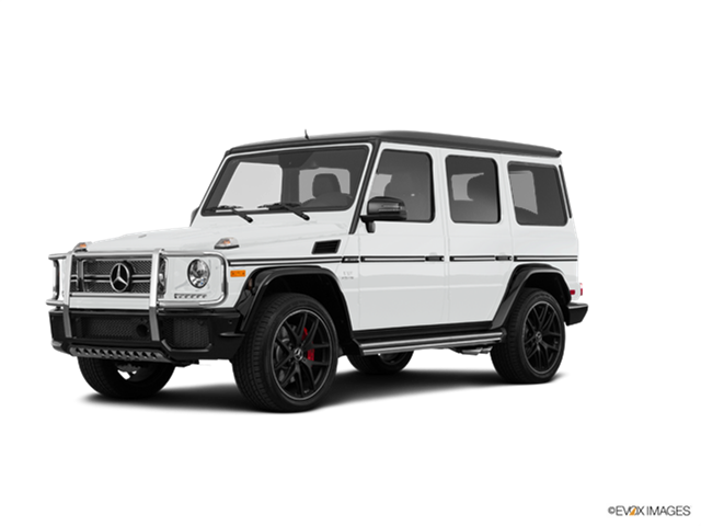 Mercedes-Benz G-klasse II (W463) Restyling 4 2015 - now SUV 5 door #1