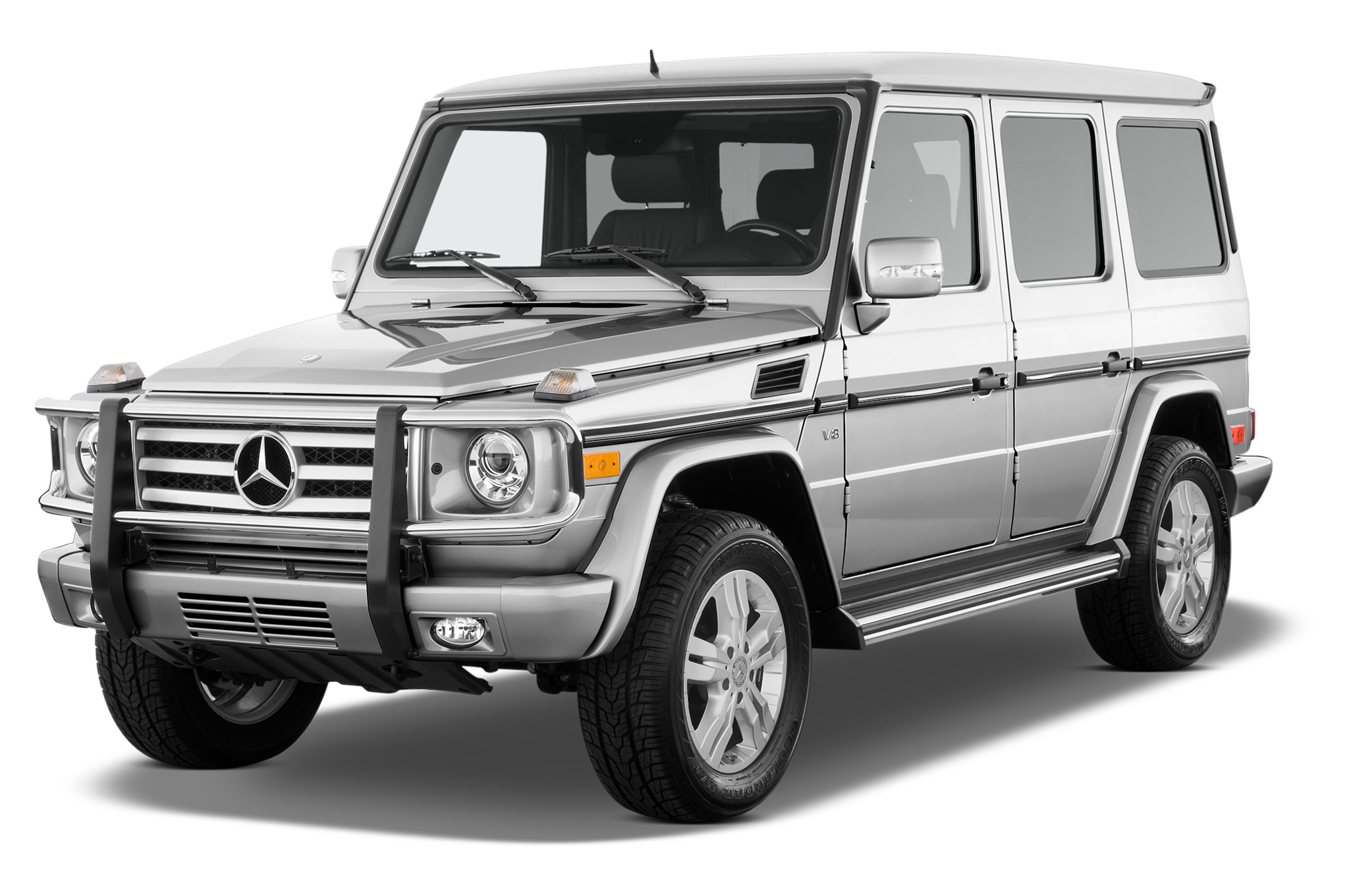 Mercedes-Benz G-klasse II (W463) Restyling 4 2015 - now SUV 5 door #7