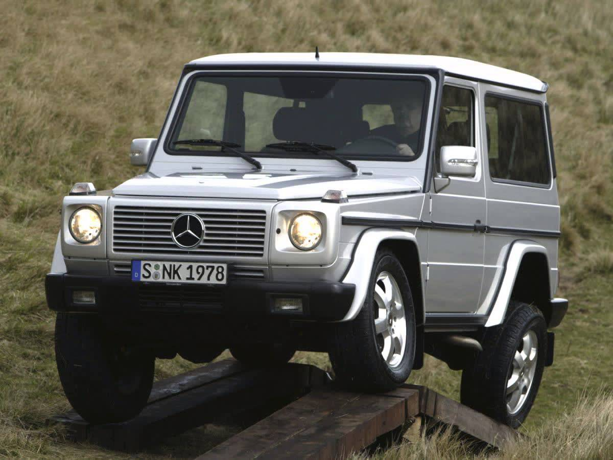 Mercedes-Benz G-klasse AMG I (W463) Restyling 3 2015 - now SUV 5 door #8