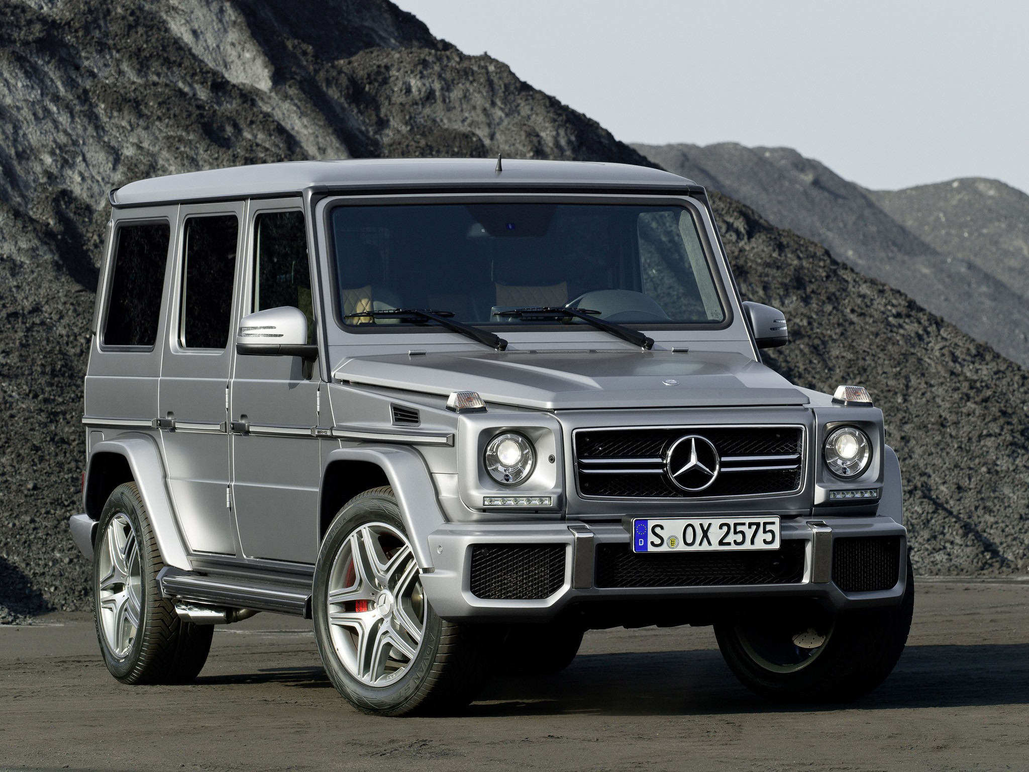 Mercedes-Benz G-klasse AMG I (W463) Restyling 3 2015 - now SUV 5 door #3