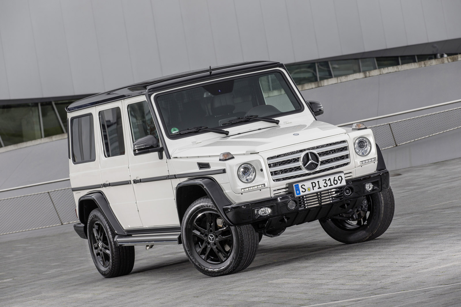 Mercedes-Benz G-klasse II (W463) Restyling 4 2015 - now SUV 5 door #6