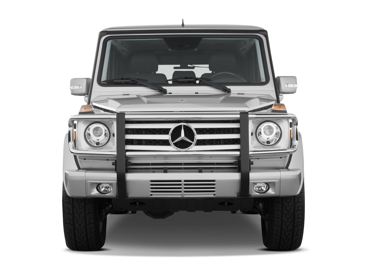 Mercedes-Benz G-klasse II (W463) Restyling 4 2015 - now SUV 5 door #3