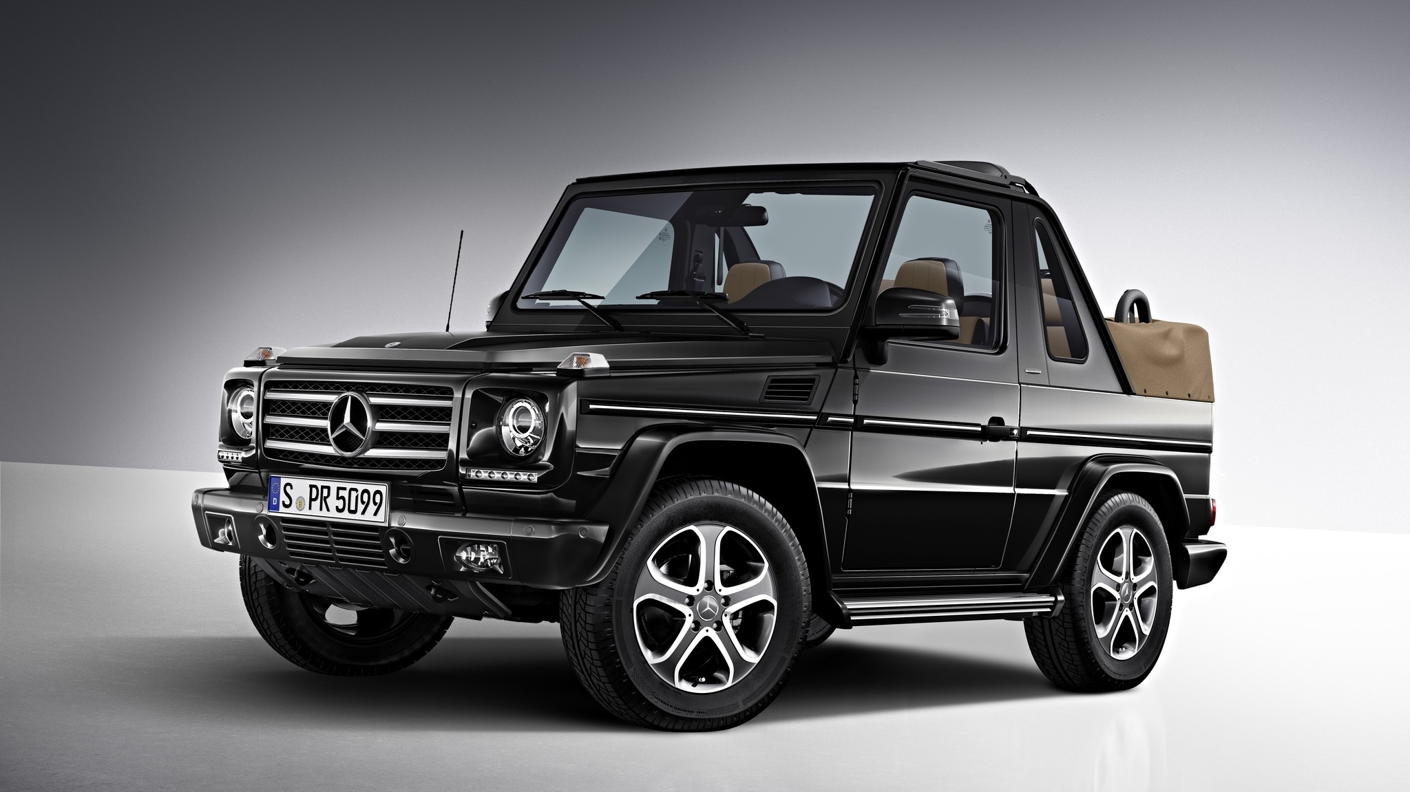 Mercedes-Benz G-klasse II (W463) Restyling 4 2015 - now SUV 5 door #2