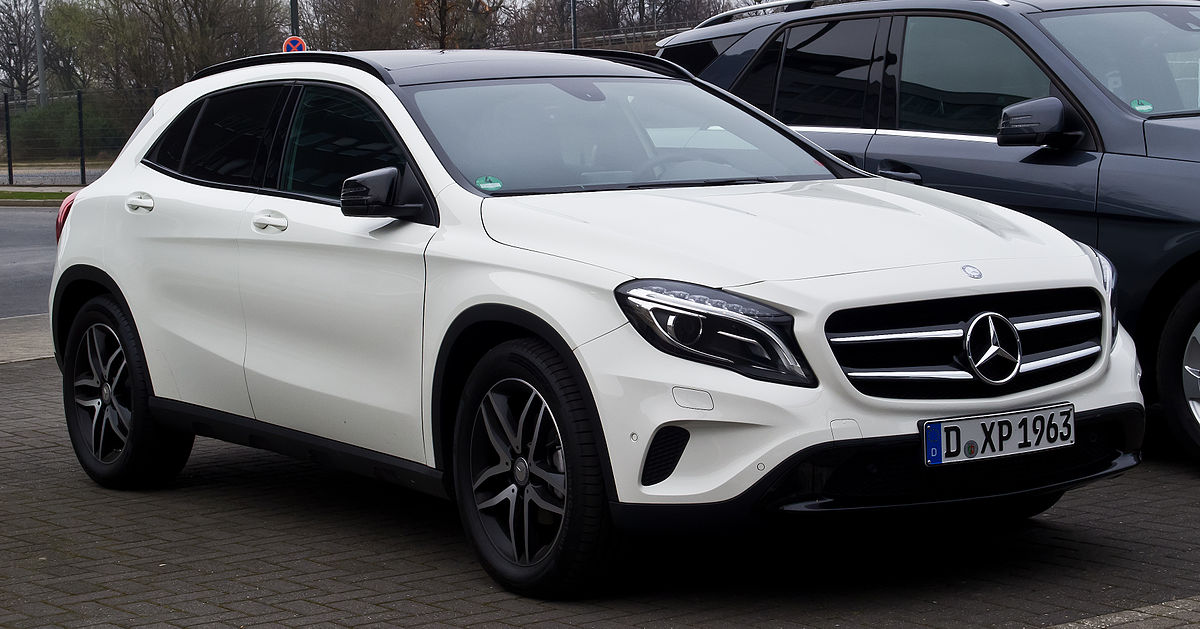 Mercedes-Benz GLA-klasse X156 2014 - now SUV 5 door #3