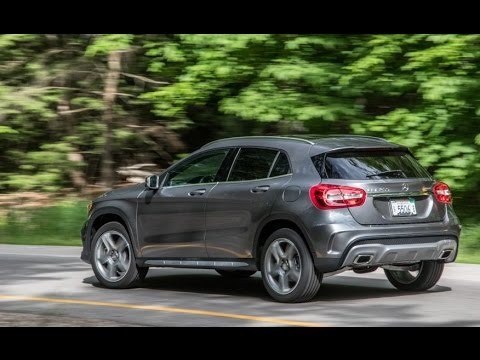 Mercedes-Benz GLA-klasse X156 Restyling 2017 - now SUV 5 door #4