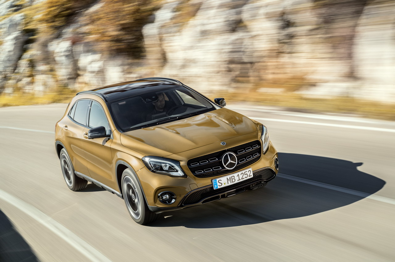 Mercedes-Benz GLA-klasse X156 Restyling 2017 - now SUV 5 door #7