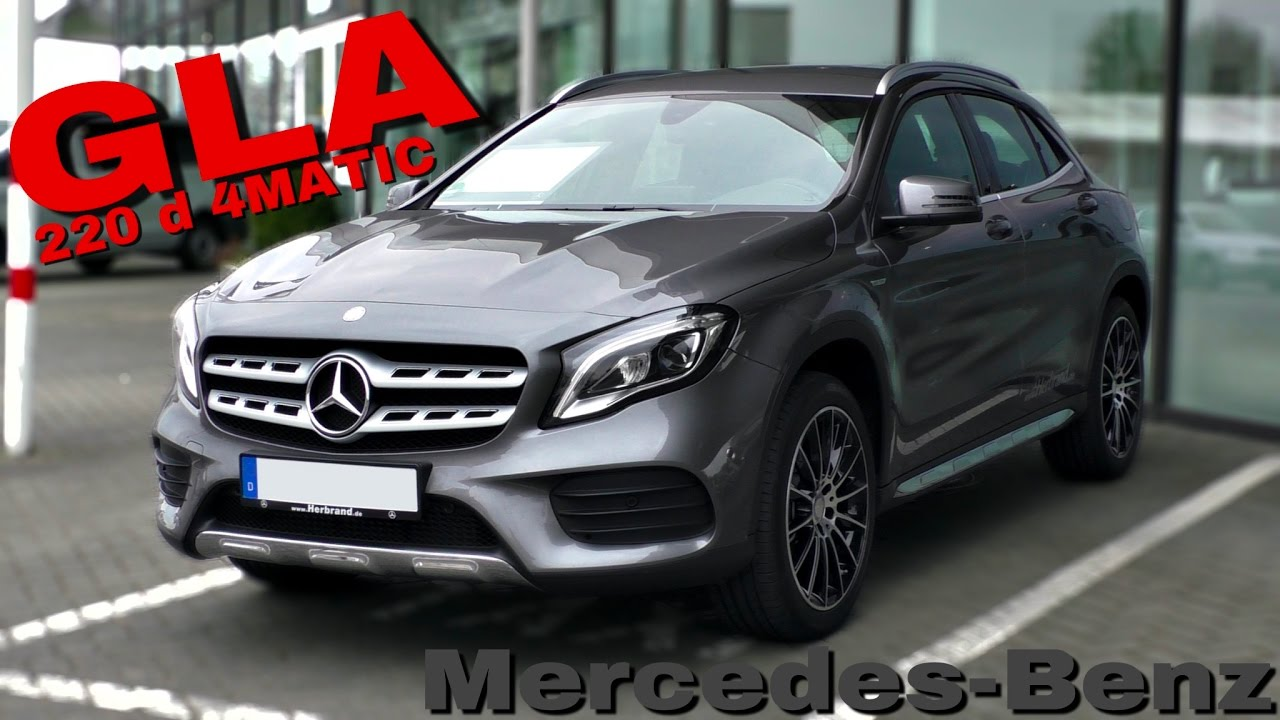 Mercedes-Benz GLA-klasse X156 Restyling 2017 - now SUV 5 door #8