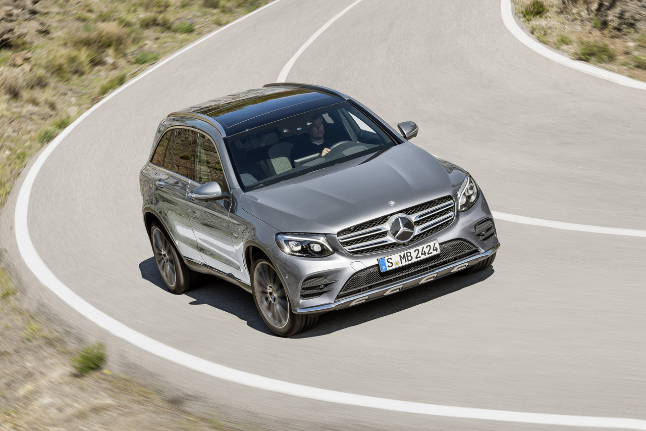 Mercedes-Benz GLC AMG X253 2016 - now SUV 5 door #2