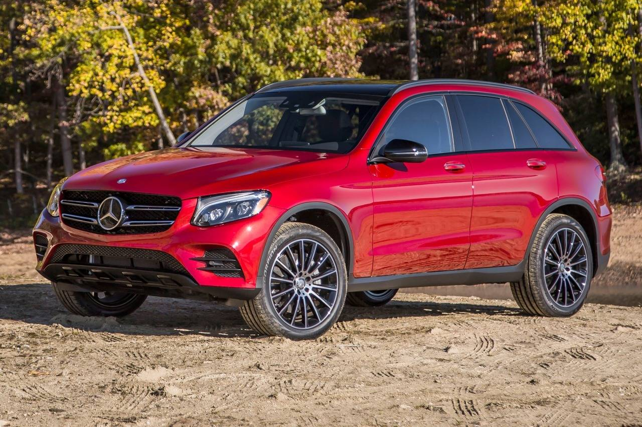 Mercedes-Benz GLC AMG X253 2016 - now SUV 5 door #1