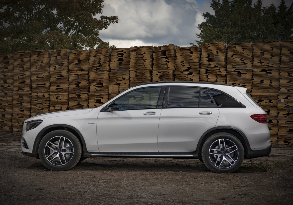Mercedes-Benz GLC AMG X253 2016 - now SUV 5 door #3