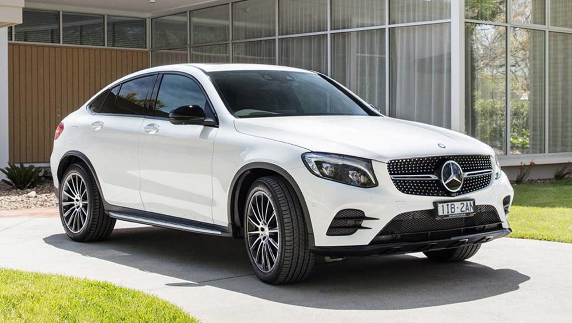 Mercedes-Benz GLC Coupe AMG C253 2016 - now SUV 5 door #3