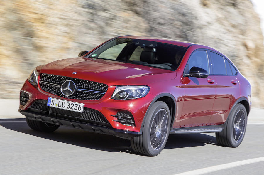 Mercedes-Benz GLC Coupe AMG C253 2016 - now SUV 5 door #4