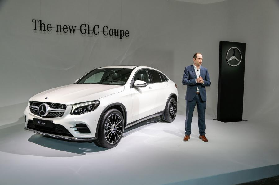 Mercedes-Benz GLC Coupe AMG C253 2016 - now SUV 5 door #7