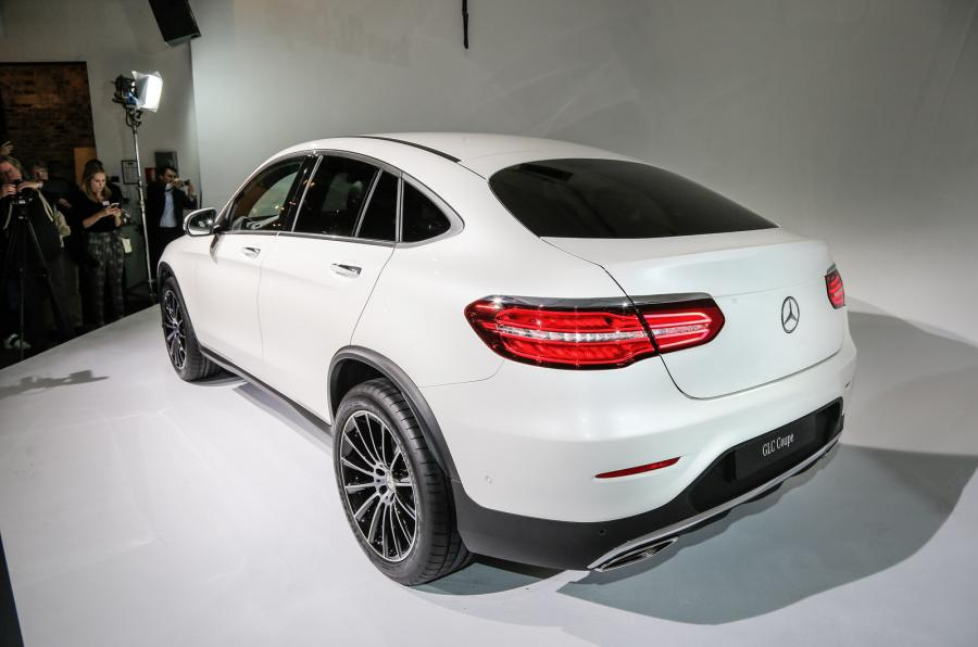 Mercedes-Benz GLC Coupe AMG C253 2016 - now SUV 5 door #5