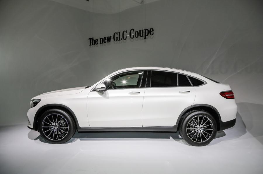 Mercedes-Benz GLC Coupe AMG C253 2016 - now SUV 5 door #2