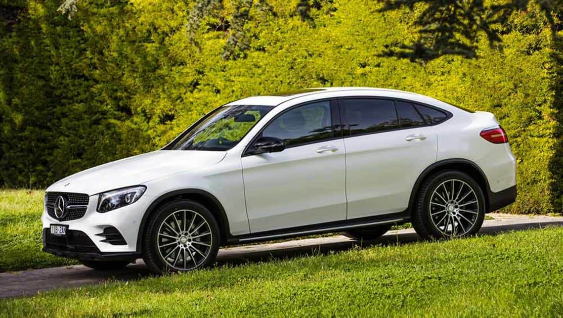 Mercedes-Benz GLC Coupe C253 2016 - now SUV 5 door #7