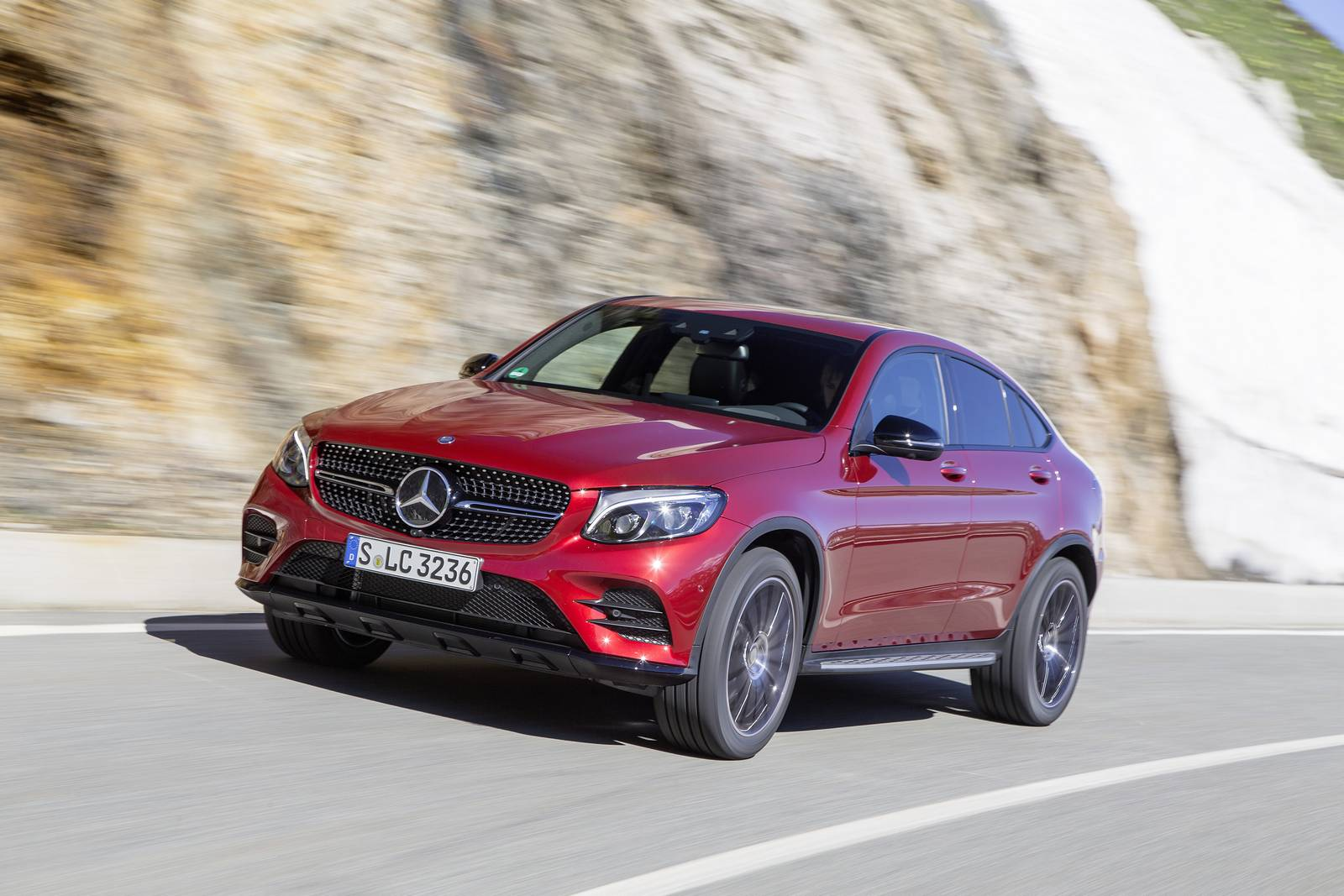 Mercedes-Benz GLC Coupe C253 2016 - now SUV 5 door #1