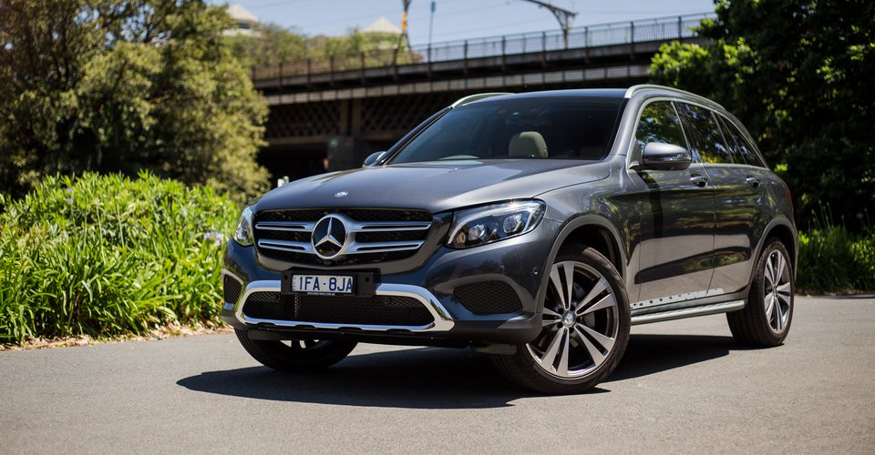 Mercedes-Benz GLC I (X253) 2015 - now SUV 5 door #6