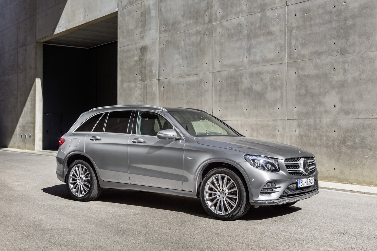 Mercedes-Benz GLC I (X253) 2015 - now SUV 5 door #5