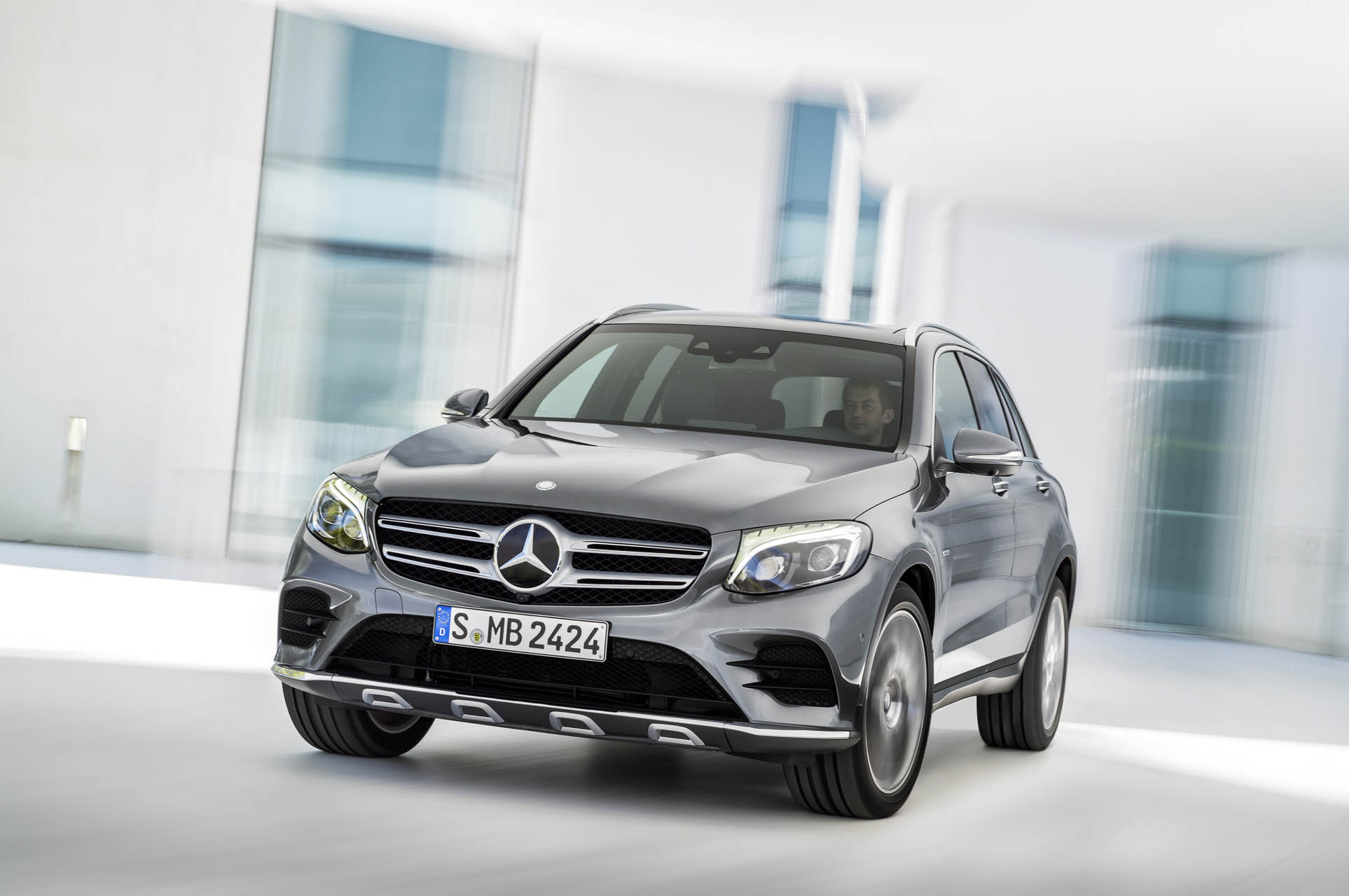 Mercedes-Benz GLC I (X253) 2015 - now SUV 5 door #1