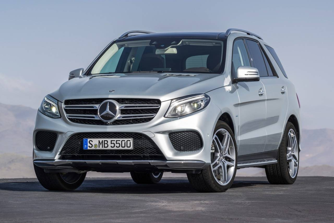 Mercedes-Benz GLE 2015 - now SUV 5 door #1