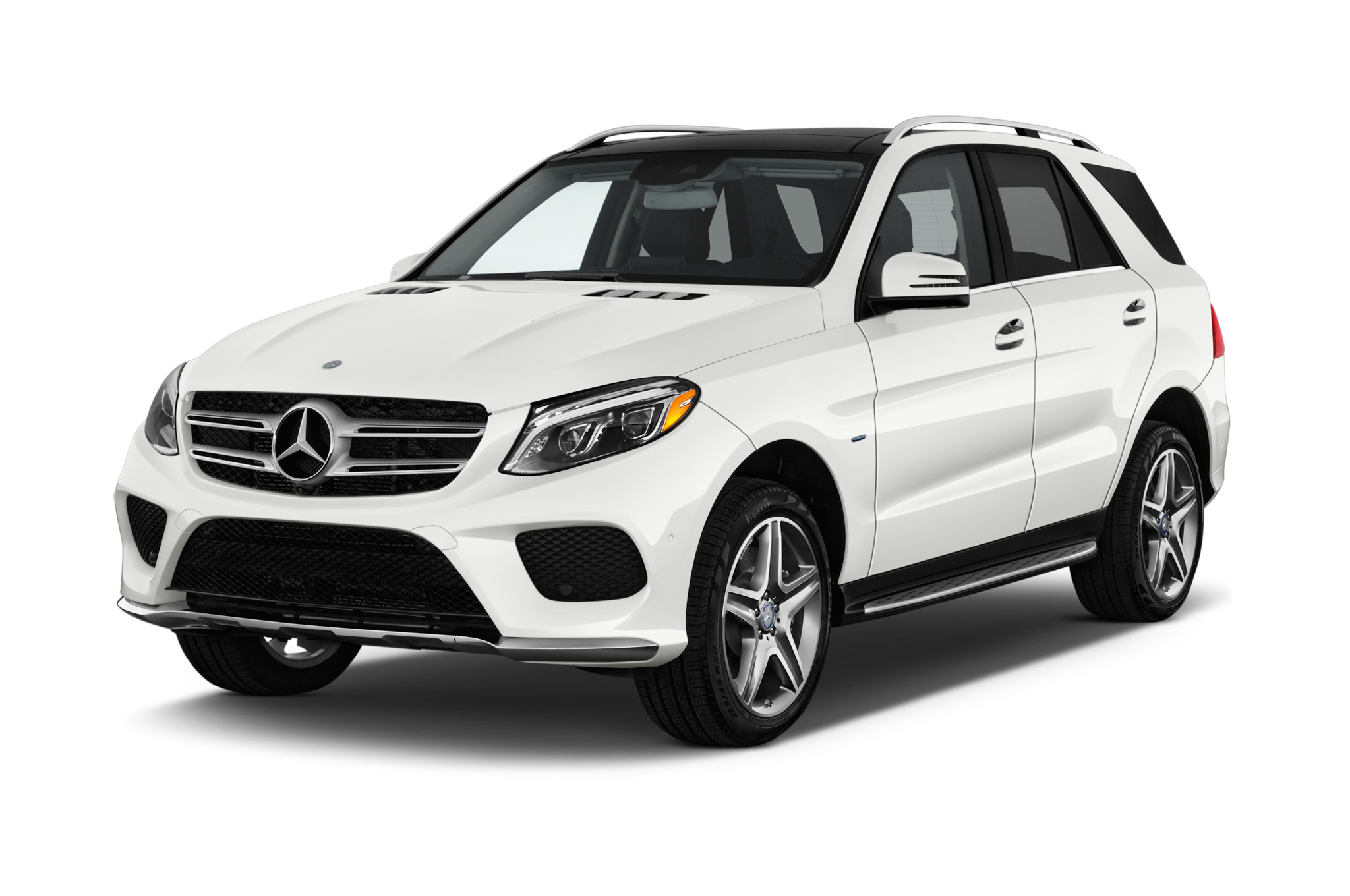Mercedes-Benz GLE 2015 - now SUV 5 door #4
