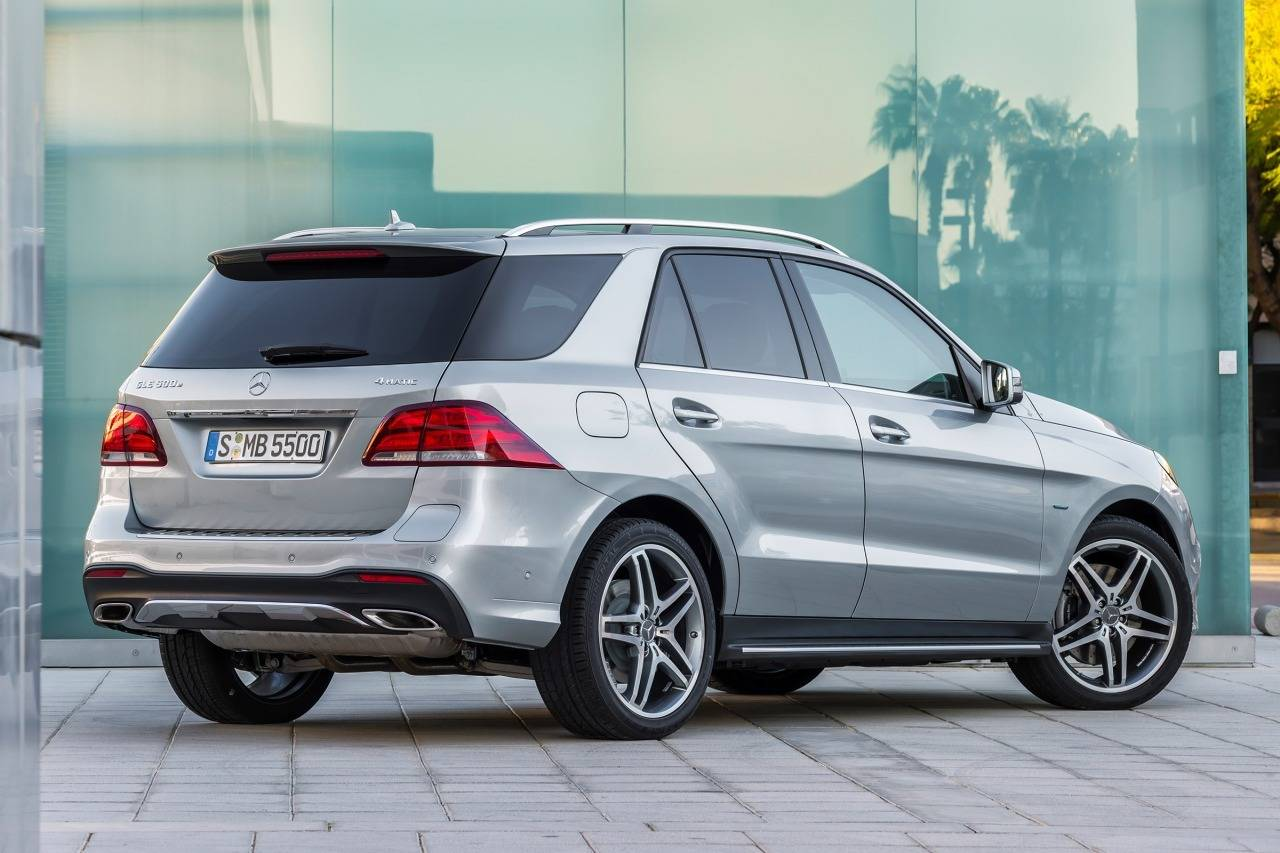 Mercedes-Benz GLE 2015 - now SUV 5 door #2