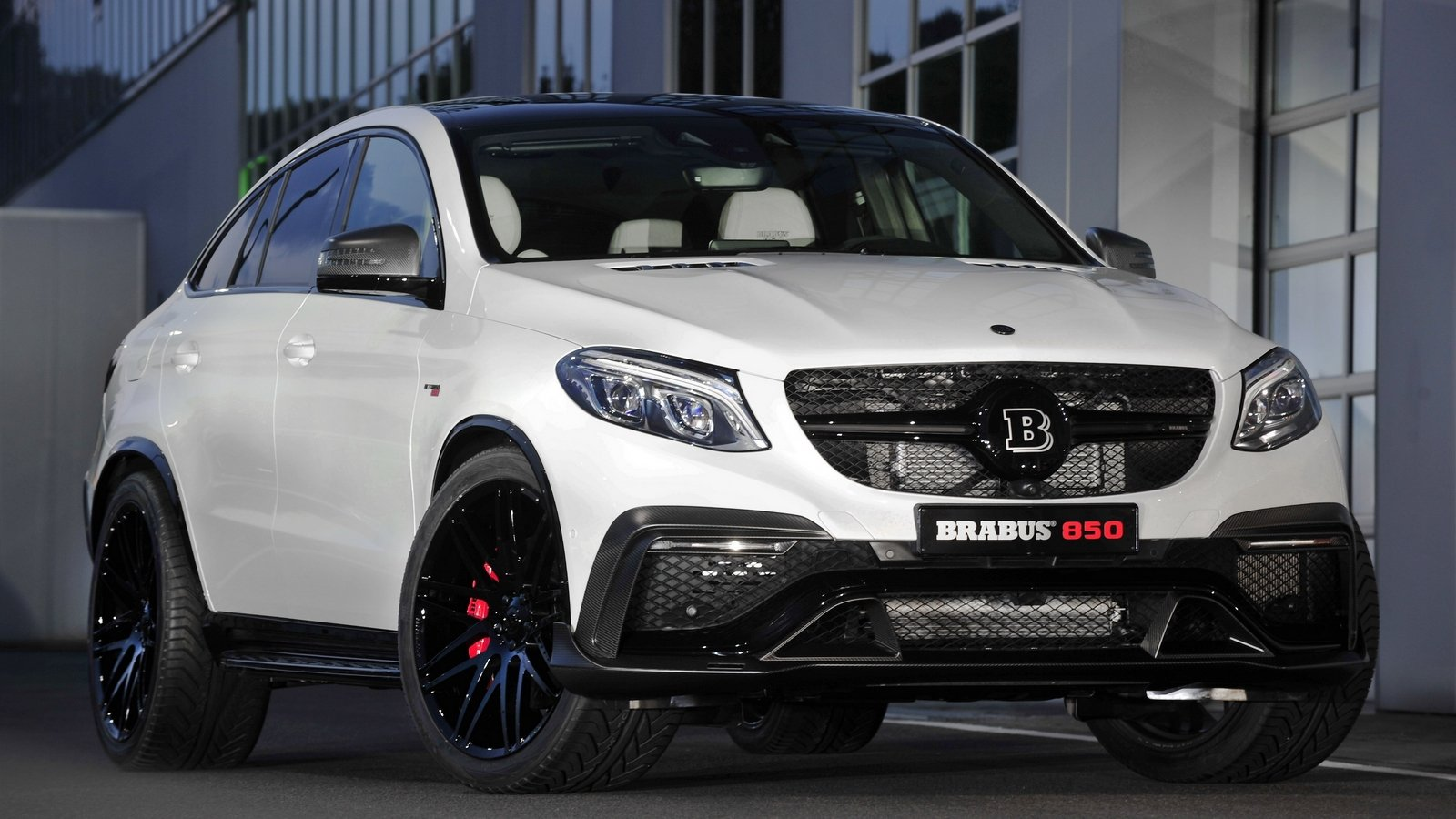 Mercedes-Benz GLE 2015 - now SUV 5 door #7
