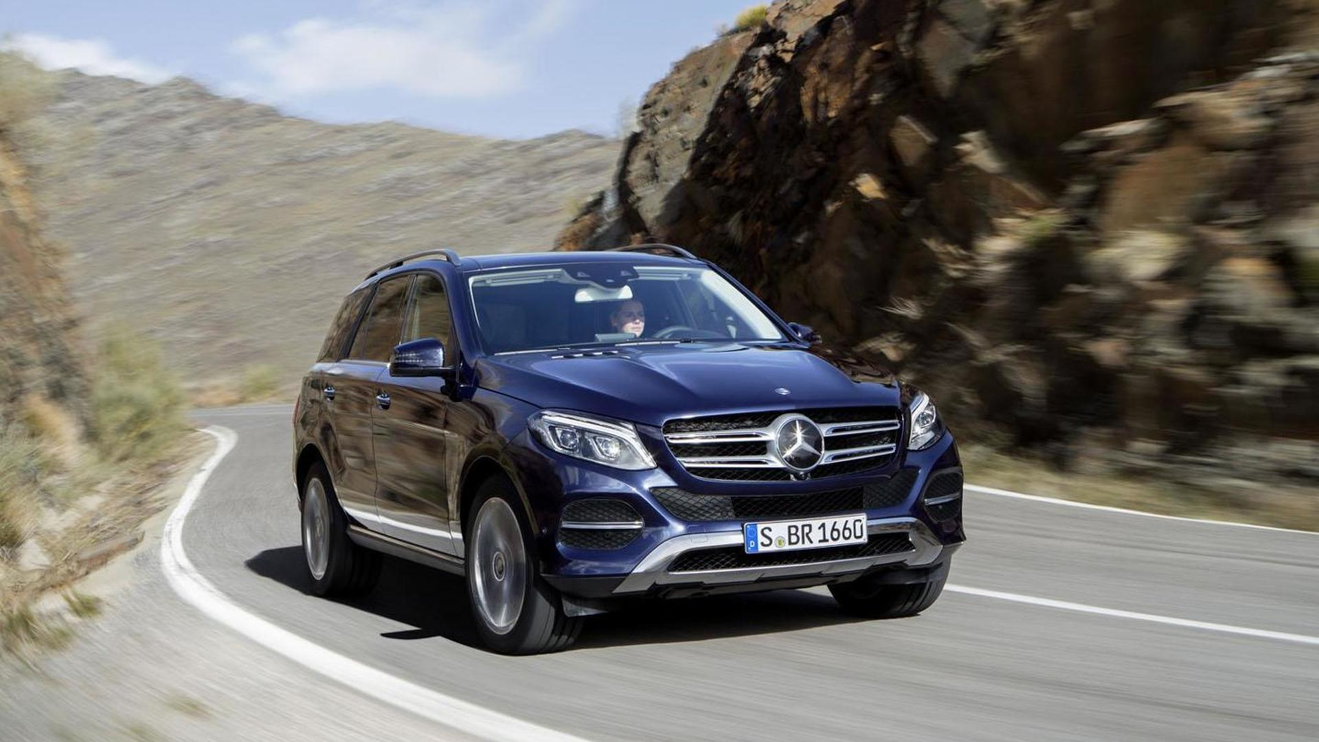 Mercedes-Benz GLE 2015 - now SUV 5 door #5