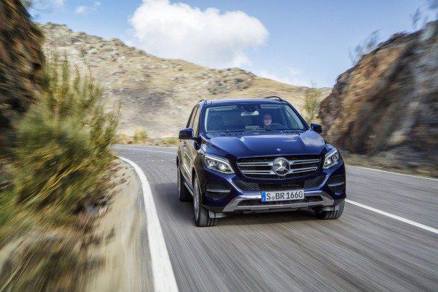 Mercedes-Benz GLE AMG W166 2015 - now SUV 5 door #3