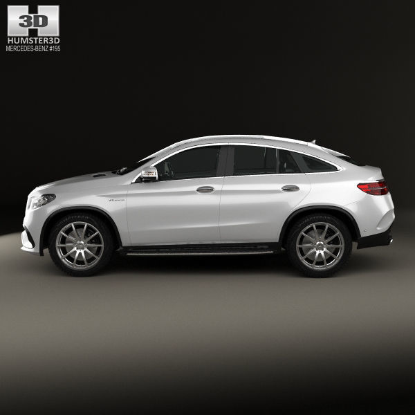 Mercedes-Benz GLE Coupe AMG C292 2015 - now SUV 5 door #6