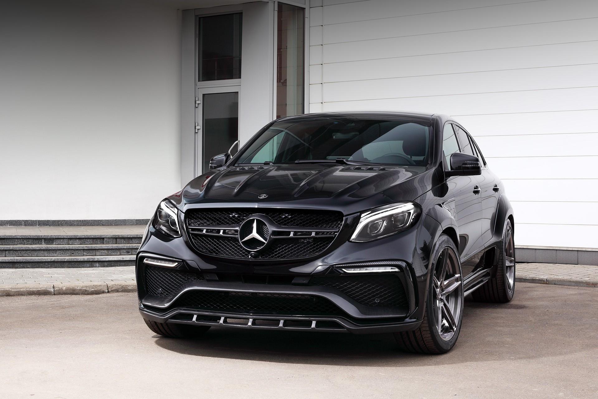 Mercedes-Benz GLE Coupe AMG C292 2015 - now SUV 5 door #1