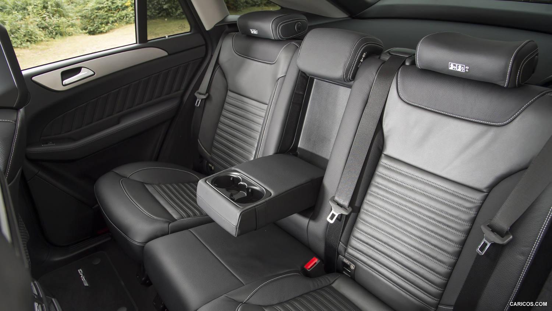 Mercedes-Benz GLE Coupe AMG C292 2015 - now SUV 5 door #4