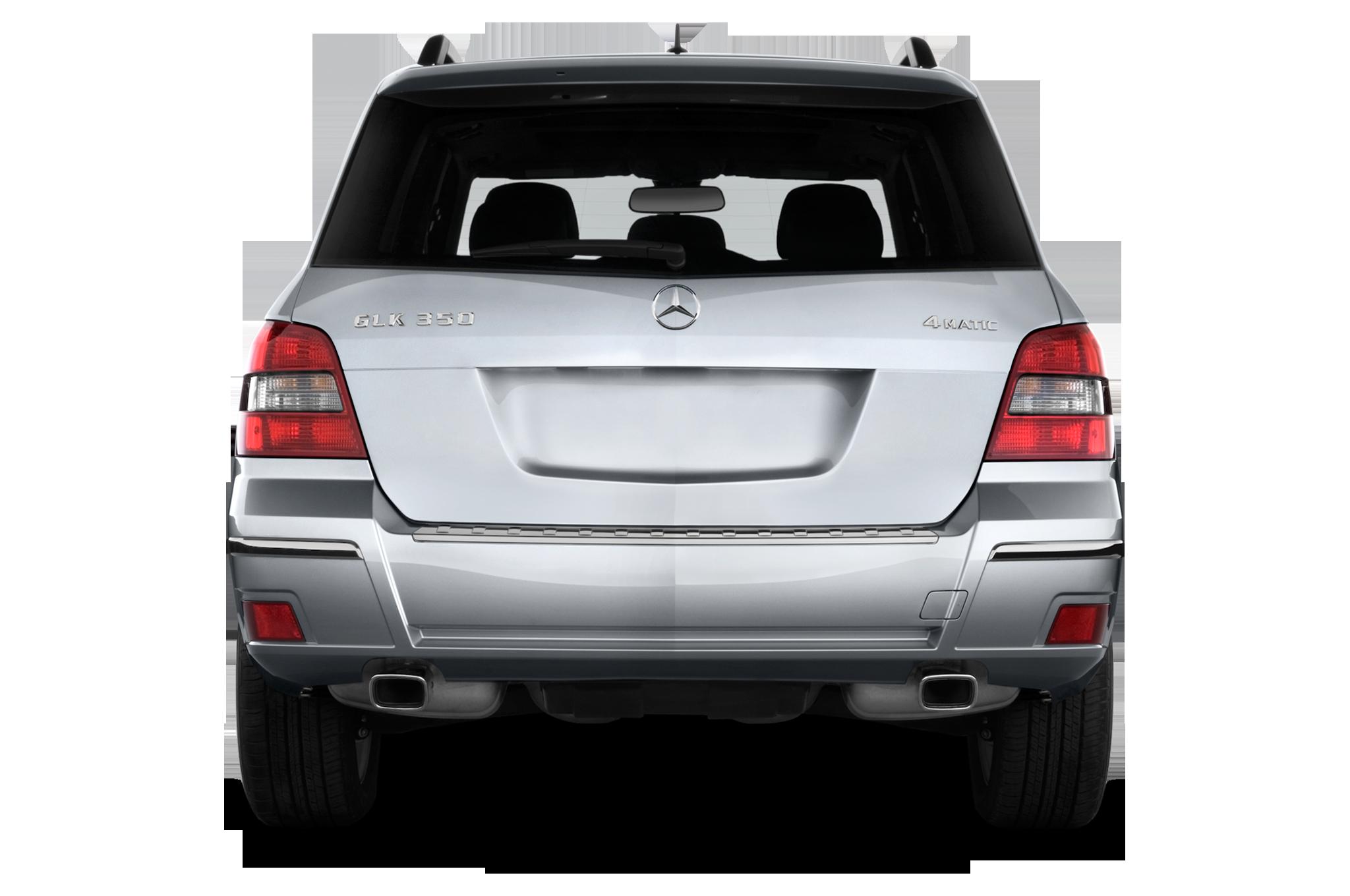 Mercedes-Benz GLK-klasse I (X204) 2008 - 2012 SUV 5 door #2