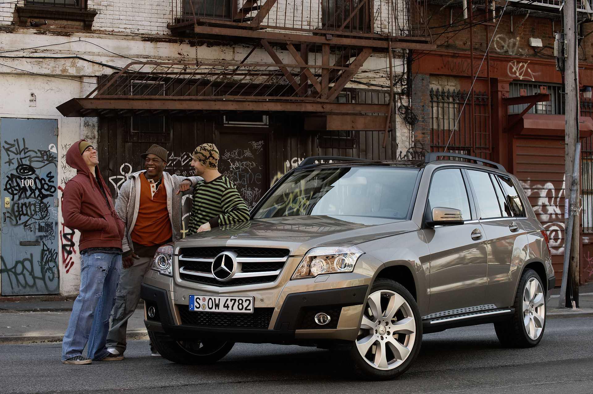 Mercedes-Benz GLK-klasse I (X204) 2008 - 2012 SUV 5 door #1